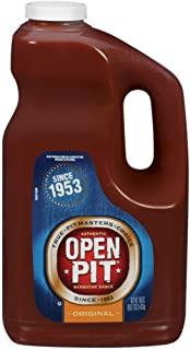 Open Pit Barbecue Sauce, Original, 156 Ounce