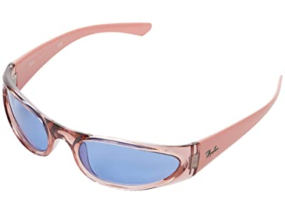 Ray-Ban 57 mm RB4332 Square Sunglasses