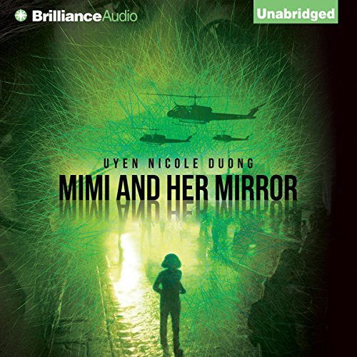 Mimi and Her Mirror audiobook cover art