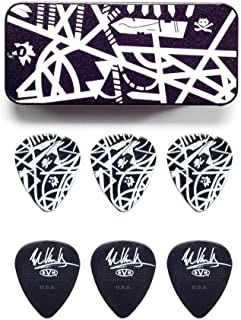 Dunlop Eddie Van Halen EVH Pick Tin EVHPT06 w/Bonus LuLuRock Pick (x1) 710137091191