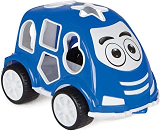Pilsan Shape Sorter Toy Car for Children | Suitable For Ages 1 Year and Up