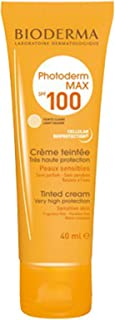 Bioderma Photoderm Max Creme Tinted Cream SPF 100, 40 ml