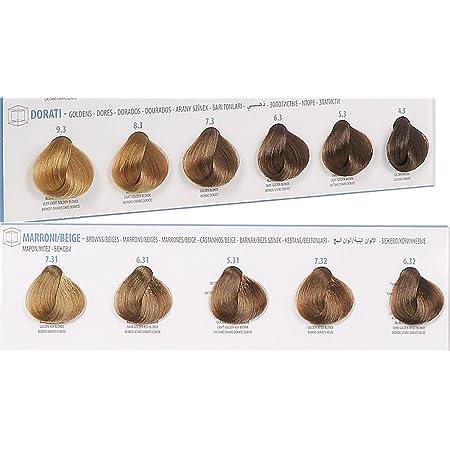 3Deluxe Hair Dye Hair Colouring Cream: Amazon.es: Belleza