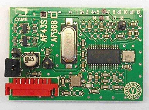Klingen Radiofrequenzkarte. 433.92 Mhz