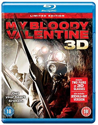 My Bloody Valentine [Edizione: Regno Unito] [Reino Unido] [Blu-ray]