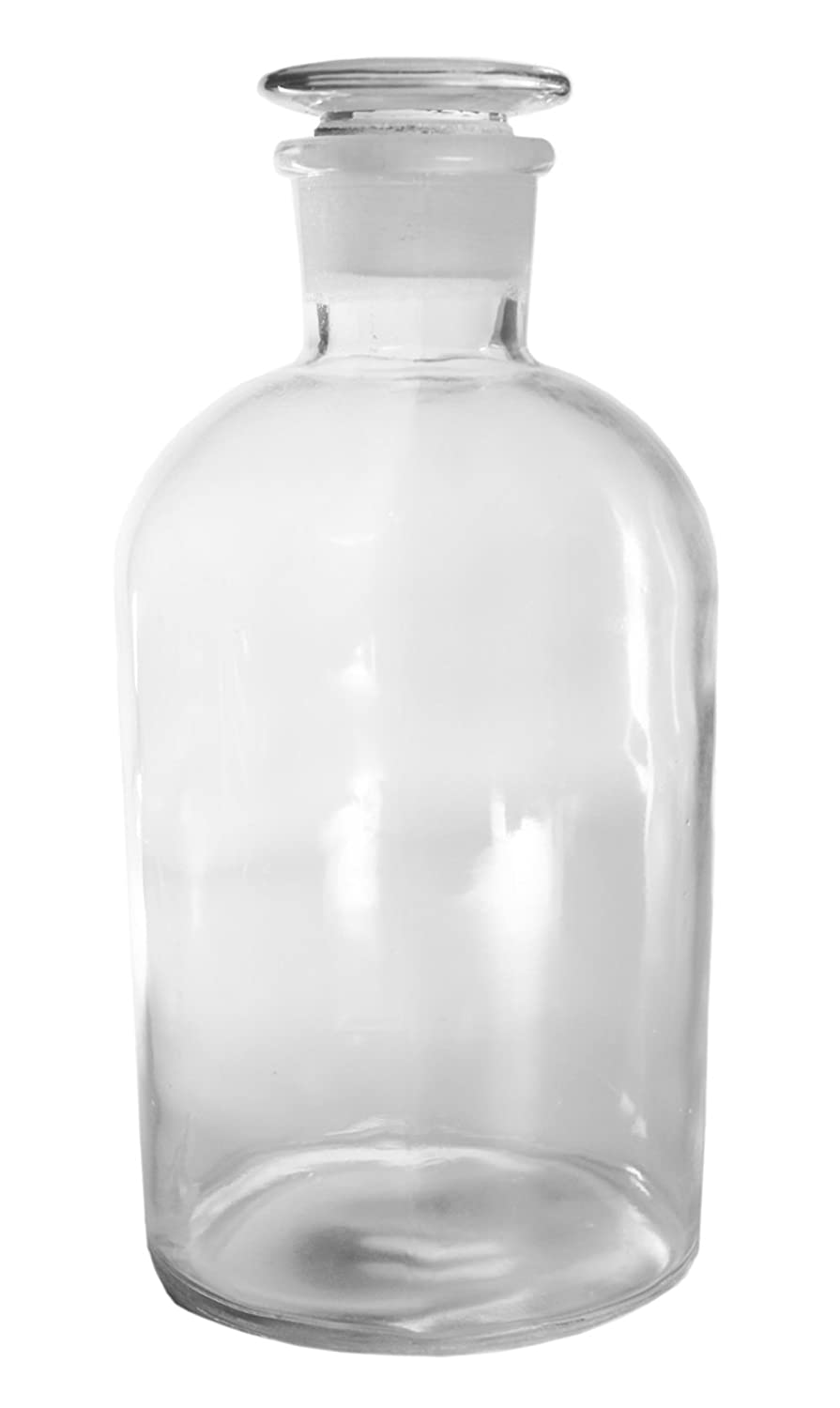New Shipping Max 48% OFF Free SEOH 1000ml Capacity Clear Reagent Glass Bottle