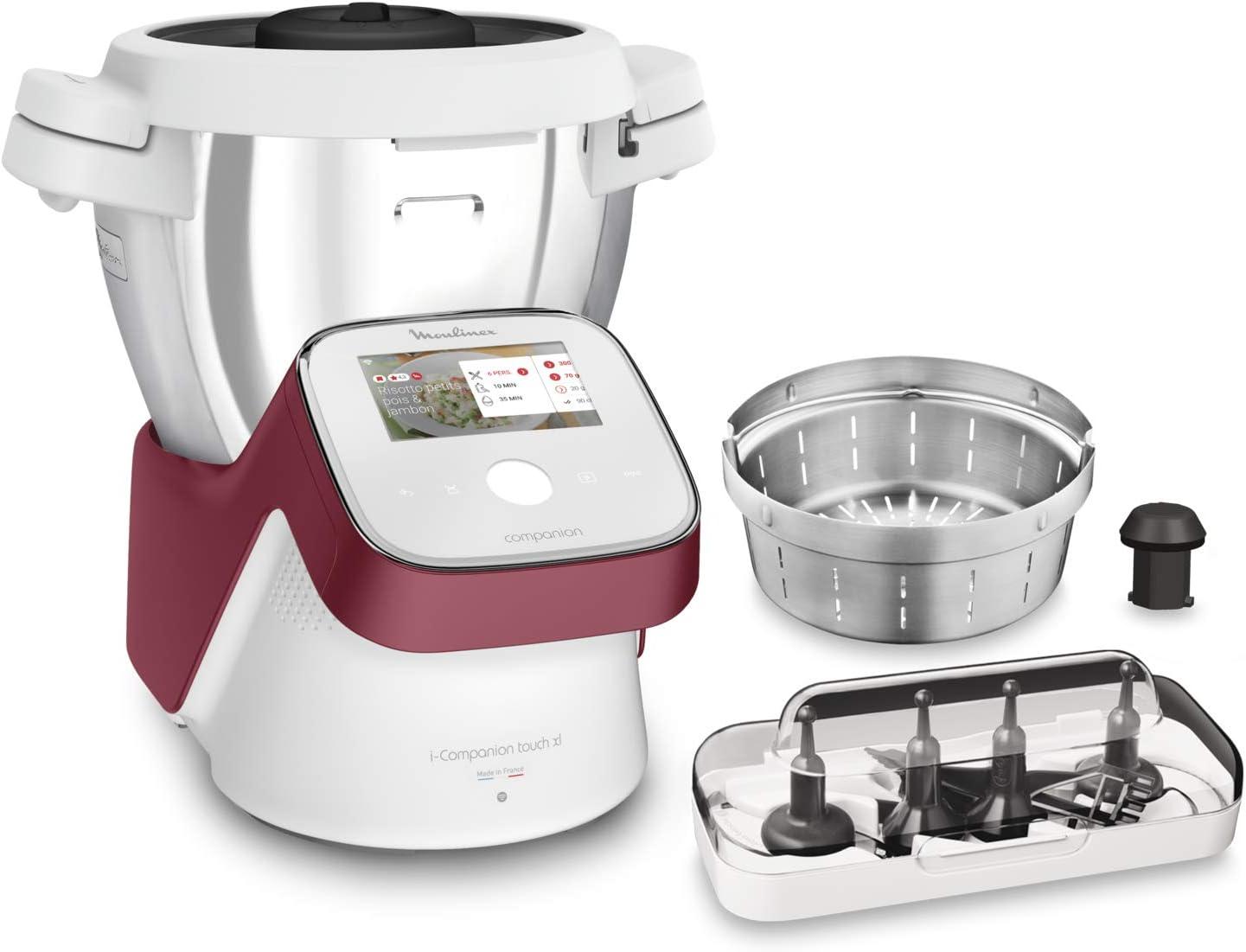 Moulinex i-Companion : notre avis sur le robot cuiseur connecté