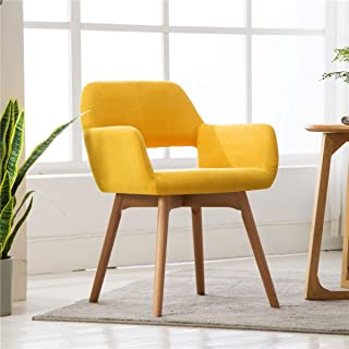 Amazon Com Yellow Wood Chairs Kitchen Dining Room
