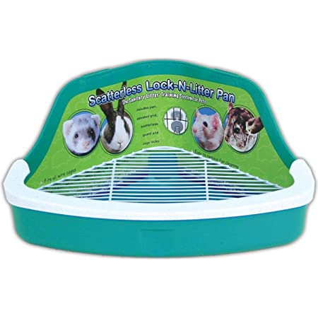 Manufacturing Plastic Scatterless Lock-N-Litter Small Pet Pan
