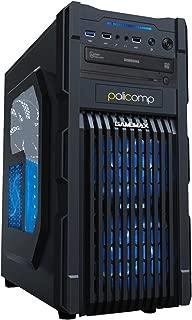 PALICOMP A8-7650K 3.3 / 3.8Ghz - クアッドコア - 16GB DDR3 1600MHz - 240GB SSD - 1TB Sata3 HDD - AMD R7統合グラフィック - Windows 10 64ビット