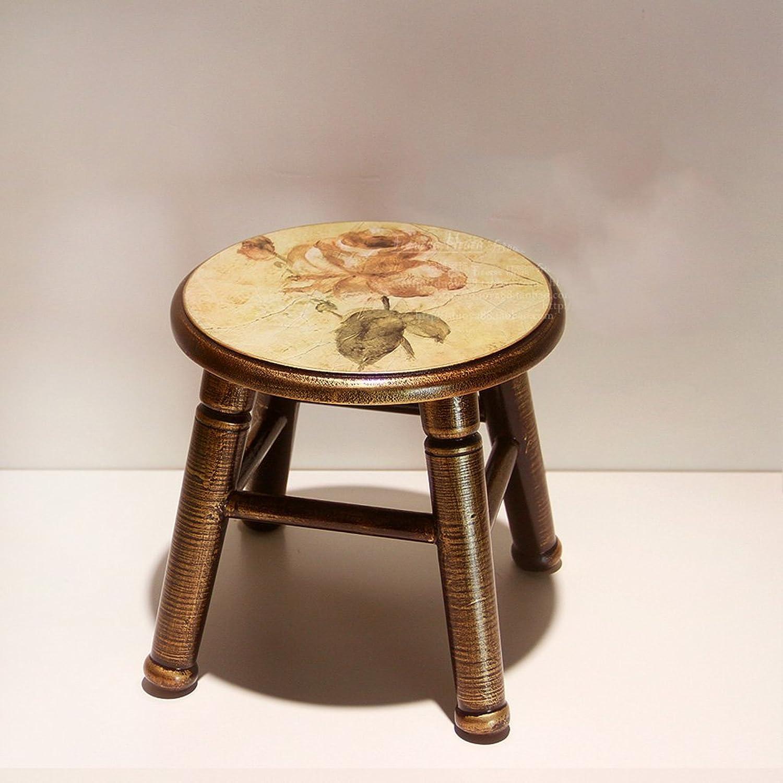 2GTRHGTYH Fashion creative sofa stool stool stool solid wood stool