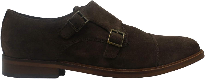 Alfani Men's Shoes Darius Fabric Buckle Dress Oxfords