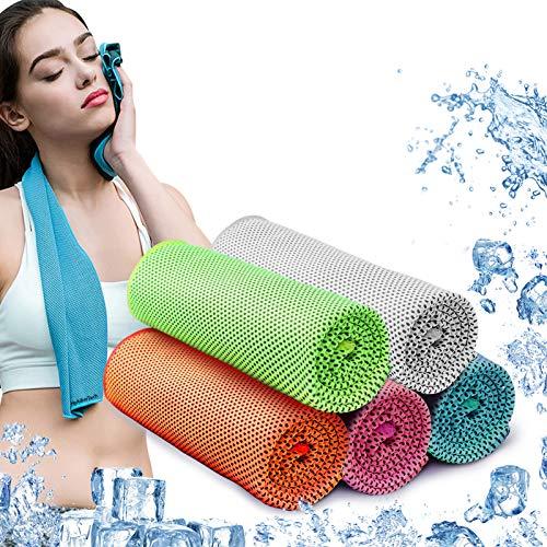 HyAdierTech Toalla de Microfibra | Toalla Secado Rápido, Toalla Deportiva o para el Viaje, Toalla de Playa | De Secado rápido, Ultra Ligero, Ahorro de Espacio | Yoga Sauna Camping natación
