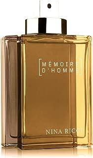 MEMOIRE D'HOMME by Nina Ricci for MEN: SHOWER GEL 6.6 OZ