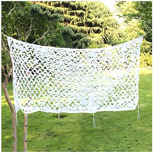 Voile D'ombrage Garden Sun Camouflage 95% UV Block Patio Filet Pare-Soleil Protection Solaire en Toile Oxford 3x3m pour Masquer Le Chasse Tir Déguisement (Size : 4 * 8M(13.1 * 26.2ft))