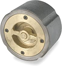 Silent Check Valve, Cast Iron, 4 In.