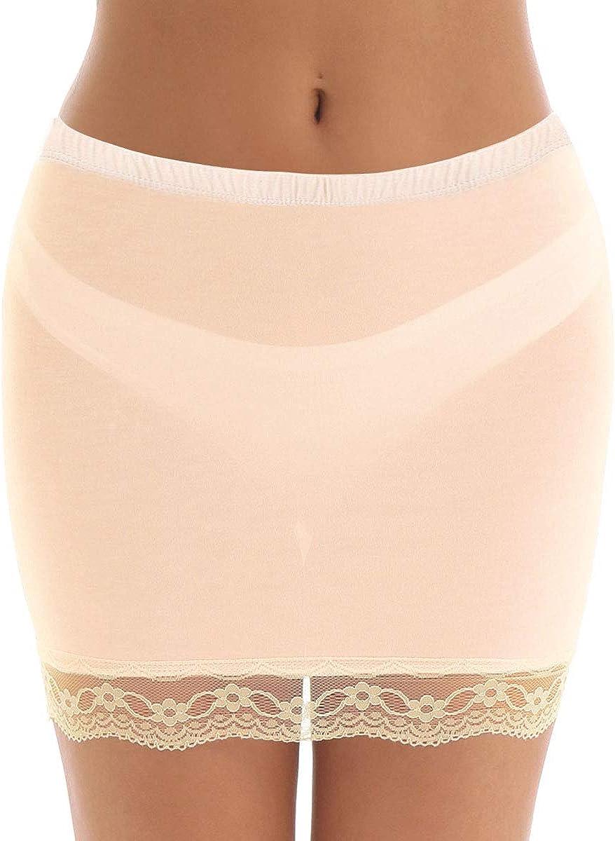 iiniim Ranking security TOP14 Half Slips for Women Short Dress Extender Underskirt Lace