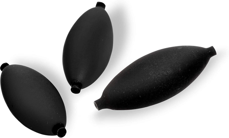 Unterwasserpose rot BLACK CAT Waller-U-Posen U-Float /'Tree/'  fluo red