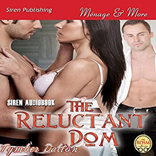 The Reluctant Dom audiobook cover art