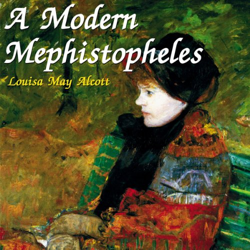 A Modern Mephistopheles audiobook cover art