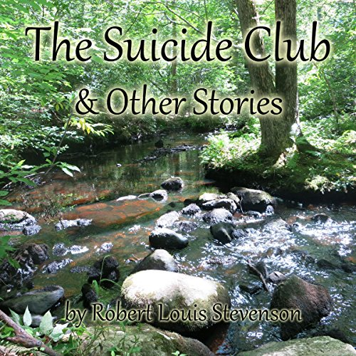 The Suicide Club & Other Stories audiobook cover art