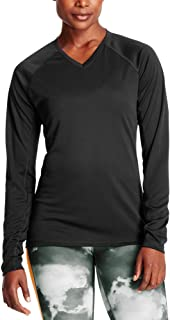 Mission Women's VaporActive Alpha Long Sleeve Shirt