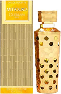 Mitsouko By Guerlain For Women. Eau De Toilette Spray 3.1Oz. (Refillable).