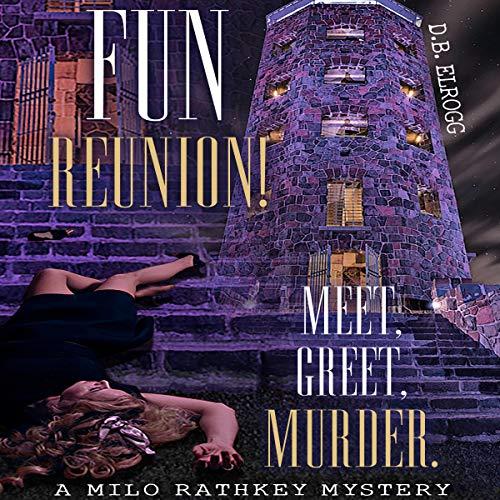 Fun Reunion! Meet, Greet, Murder cover art