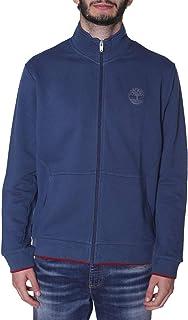 -Timberland Summer Sweatshirt Full Zip WESTIELD (M, Indigo)