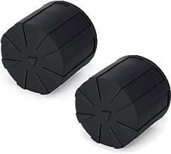 Digislider Silicone Universal Lens Cap - Fits Over 99% of Lenses, Scratch Proof, Waterproof, Dustproof, Shock-Absorbent, Lens Cover for 60-110mm Lenses (2 Pack)