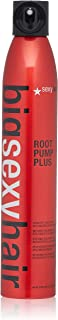 SEXYHAIR Big Root Pump Plus Humidity Resistant Volumizing Spray Mousse