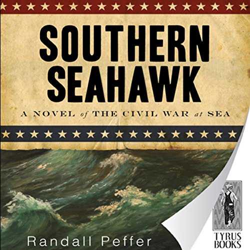 Southern Seahawk audiobook cover art