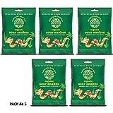 Biona Organic Gominolas Serpientes Agrios 75g Pack de 5