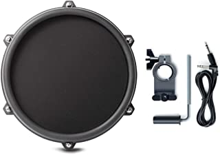 "Alesis Nitro 8 Inch Mesh DUAL-ZONE Pad Expansion Pack - 8"" Drum, Clamp, Cable"