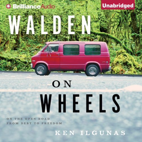 Walden on Wheels audiobook cover art