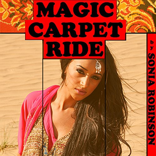 Magic Carpet Ride audiobook cover art