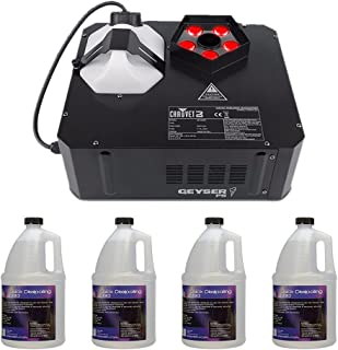 CHAUVET DJ Geyser P5 + 4x Quick-Dissipating Fluid Gallon