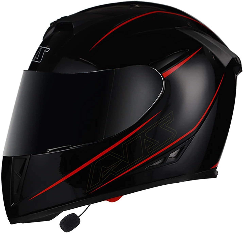 Save money Helmet Bike Adult Motorbike Miami Mall Crash Modular Ece Bluetooth A