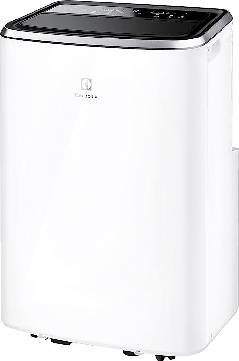 Electrolux Exp26u338cw Chillflex Pro 11 Portable Air Conditioner 10 874 Btu Gas R290 Self Evaporative System 1000 W 45 Decibels White Amazon De Home Kitchen