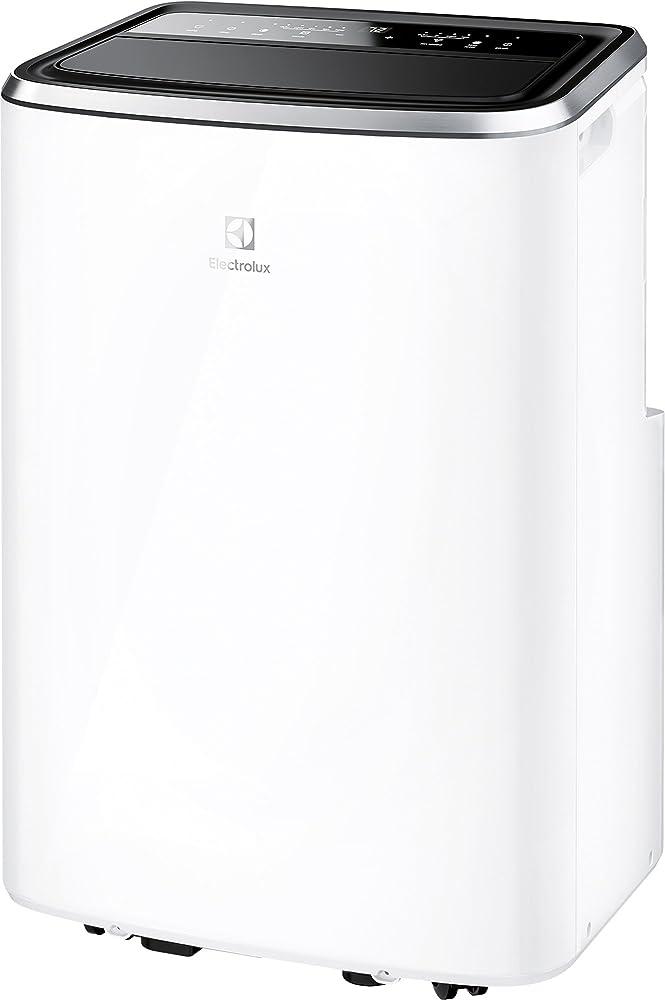 Electrolux, condizionatore portatile, self evaporative system, filtro antibatterico, timer 24 H, CLASSE A EXP26U338CW