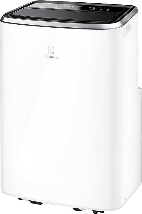 Condizionatore portatile exp26u538hw, 10,5k, caldo/freddo electrolux climatizzatore portatile