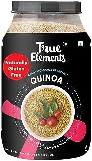 True Elements Quinoa 2kg - Gluten Free Quinoa, Healthy Breakfast, Diet Food for Weight Loss