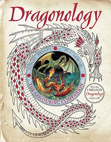 Dragonology. The Colouring Companion