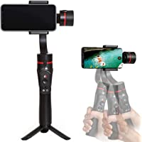 Deco Gear 3-Axis Handheld Cell Phone Gimbal Stabilizer for Apple iOS & Android