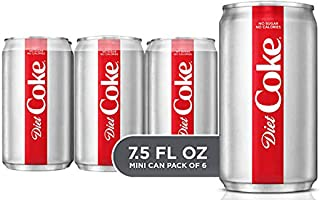 Diet Coke Mini 7.5 fl. oz Cans (30 pk.)