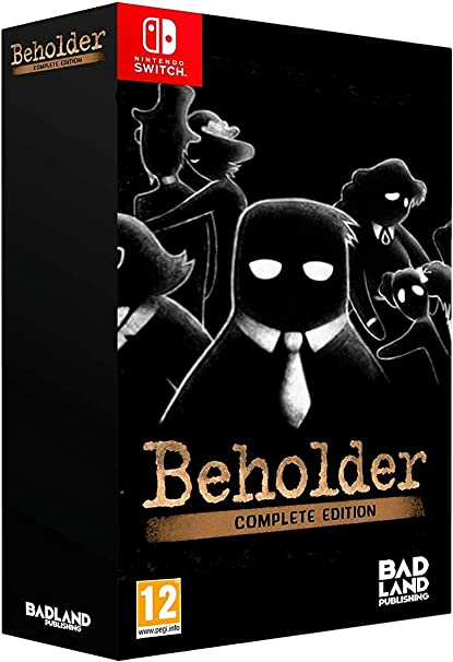 Beholder - Complete Edition Collector