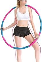 ALINOU Hoelahoep,Slim Hoop Fitness-Fitnesshoepels met 1,2 kg