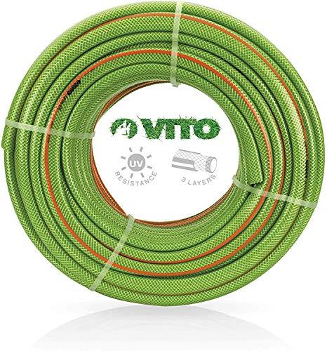 VITO Garden 50 m PVC Gartenschlauch 19mm | 3/4