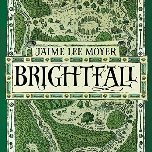 Brightfall cover art