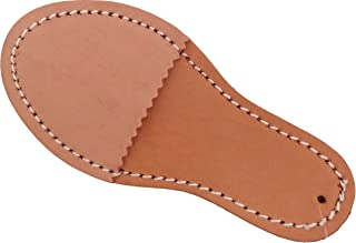 Natural Leather Dog Toy